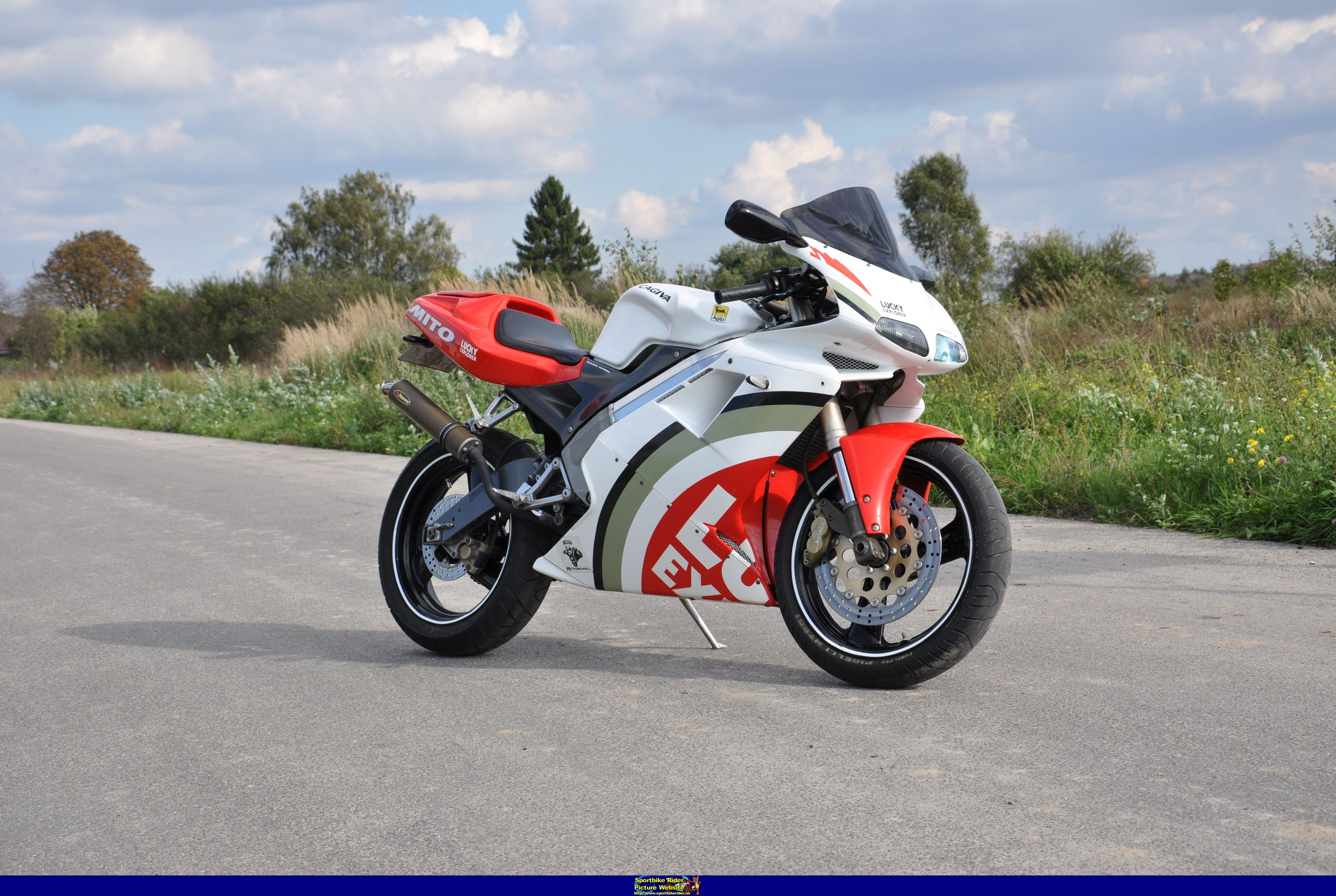 Cagiva Planet 125 1998 images #69430