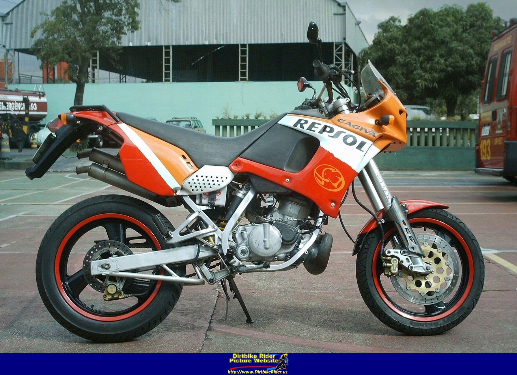 Cagiva Super City 125 1995 images #94195