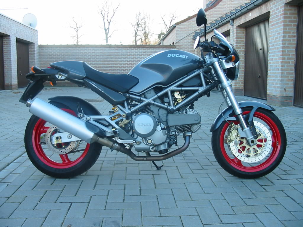 Ducati Monster 620 wallpapers #11310
