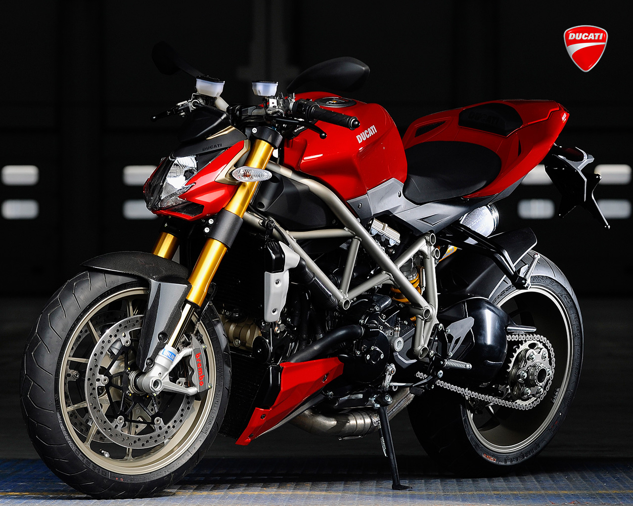 Ducati Streetfighter 848 2012 wallpapers #26400