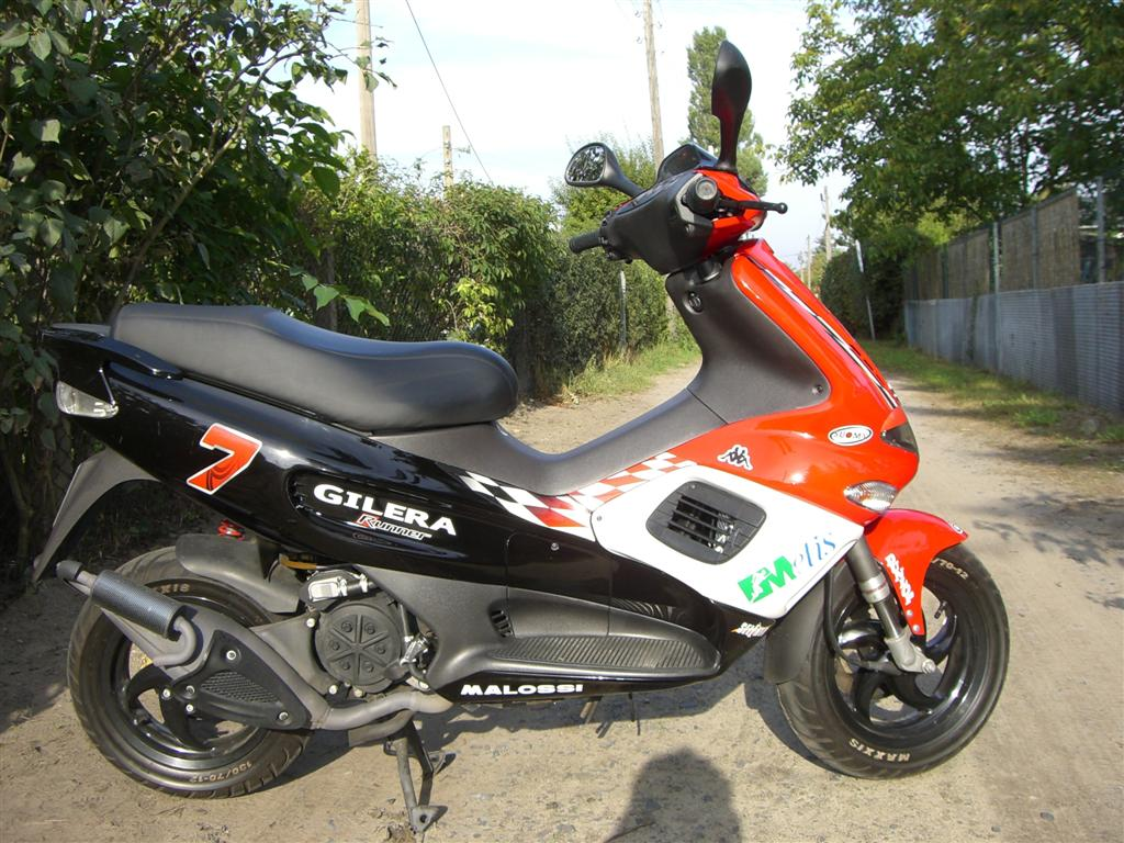 Gilera 50 Runner Racing Replica images #73873