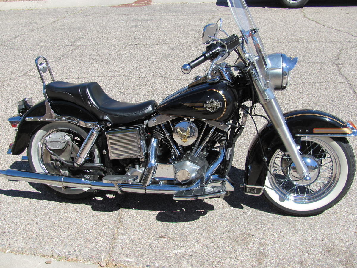 Harley-Davidson FLHTC 1340 Electra Glide Classic 1985 pics #15282