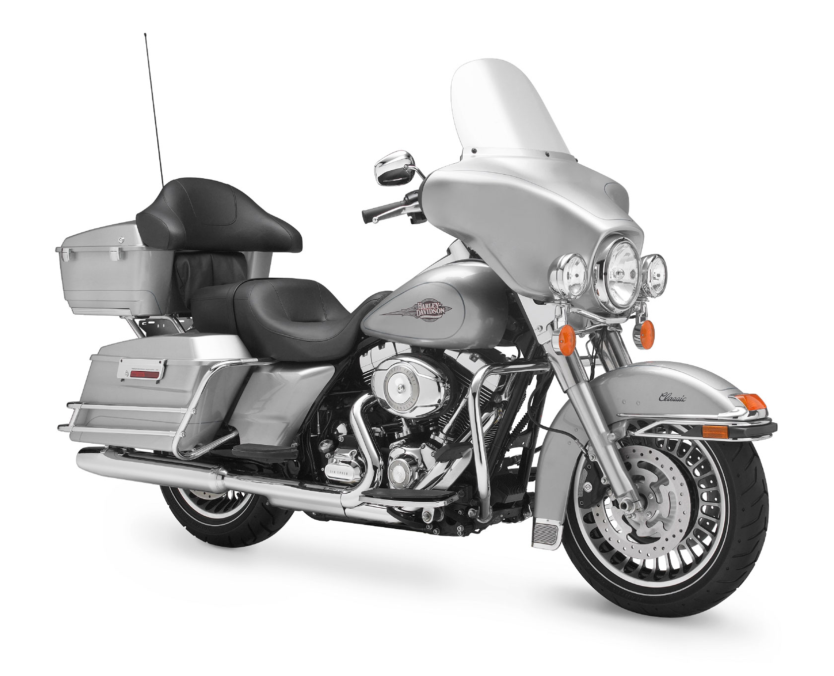 Harley-Davidson FLHTC Electra Glide Classic 2010 pics #19058