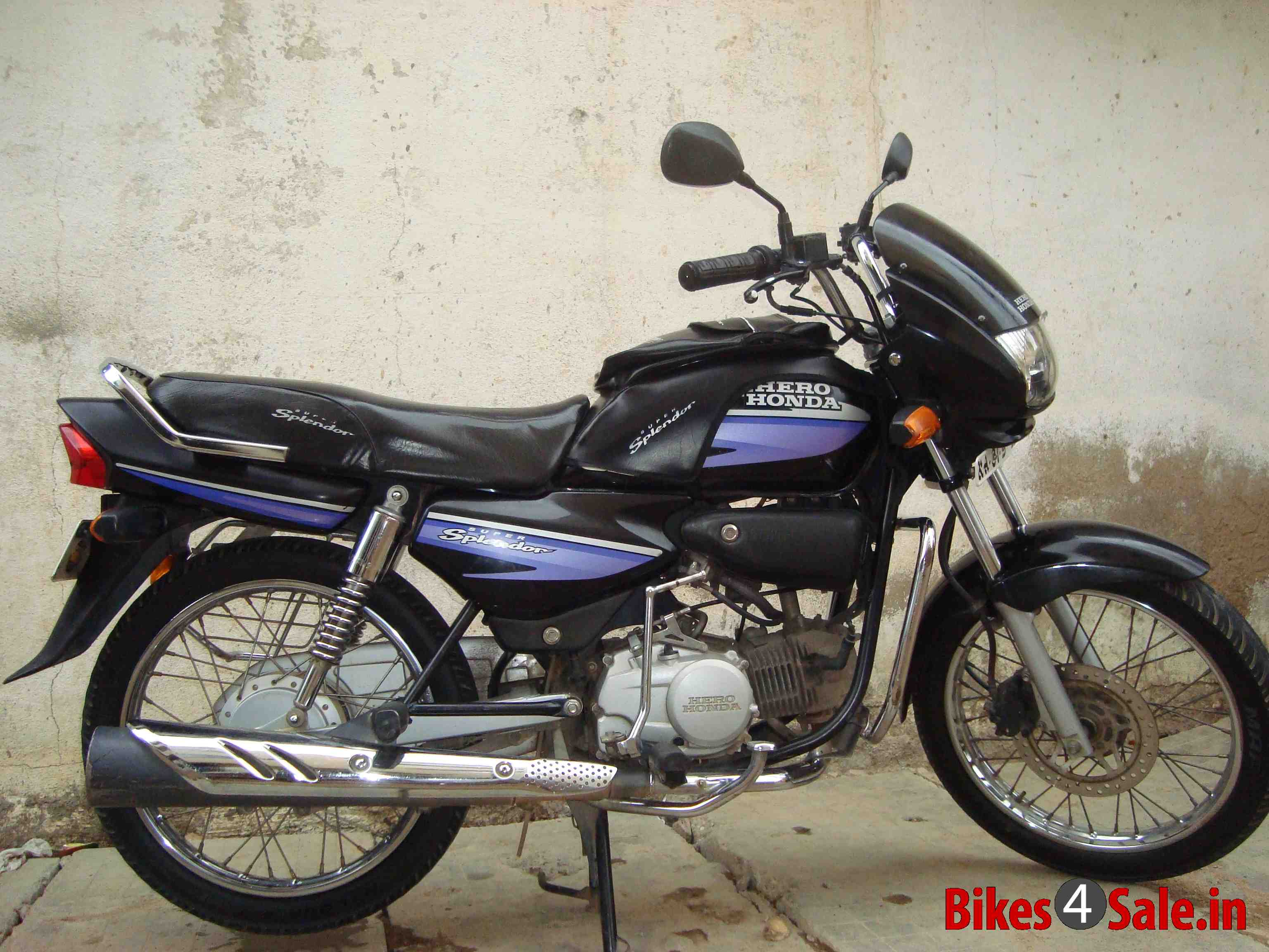 Hero Honda Splendor 2007 images #95882