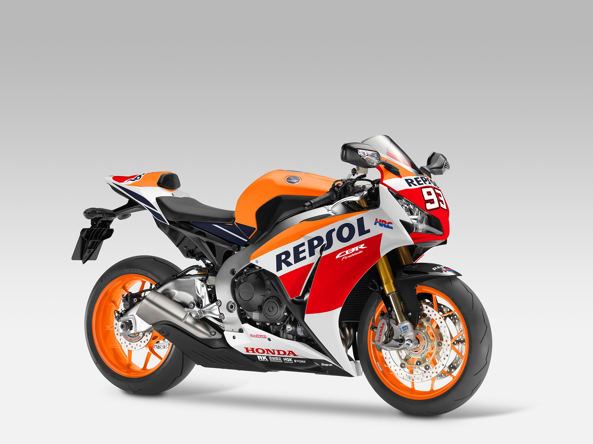 Honda CBR 1000 RR SP 2014 wallpapers #134216