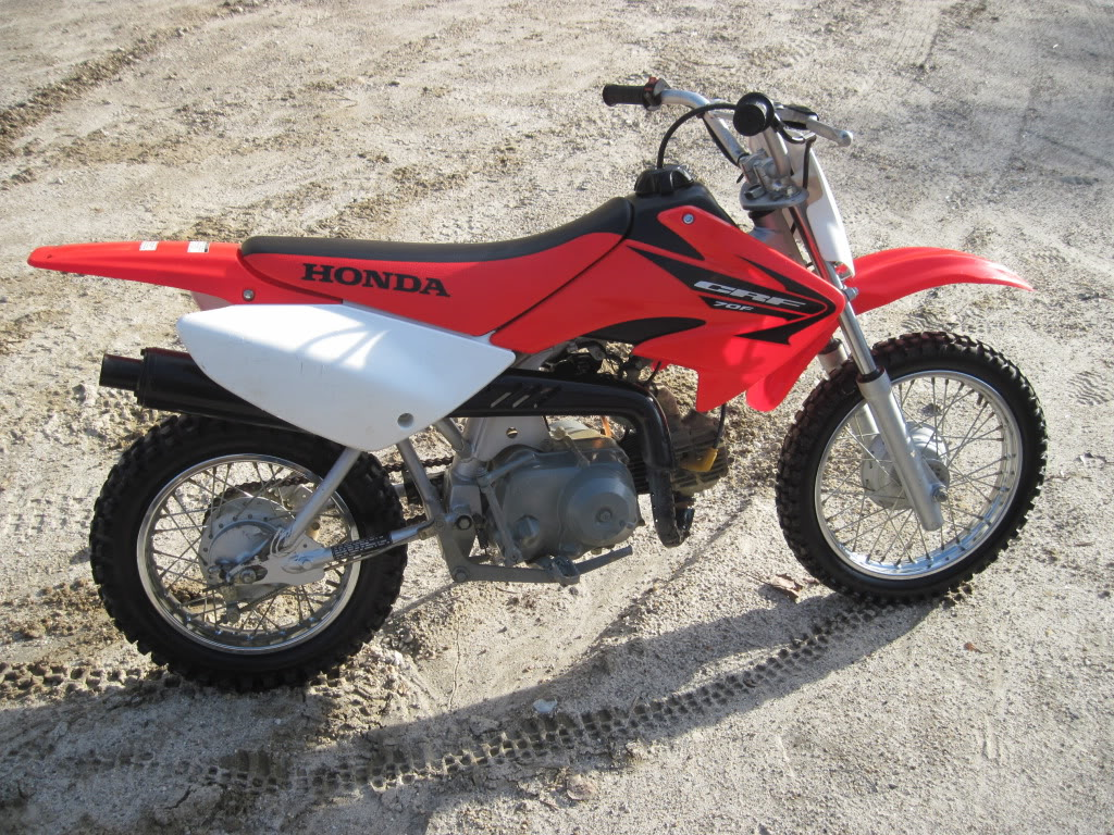Awe Inspiring 2005 Honda Crf 70 F Pics Specs And Information Ibusinesslaw Wood Chair Design Ideas Ibusinesslaworg