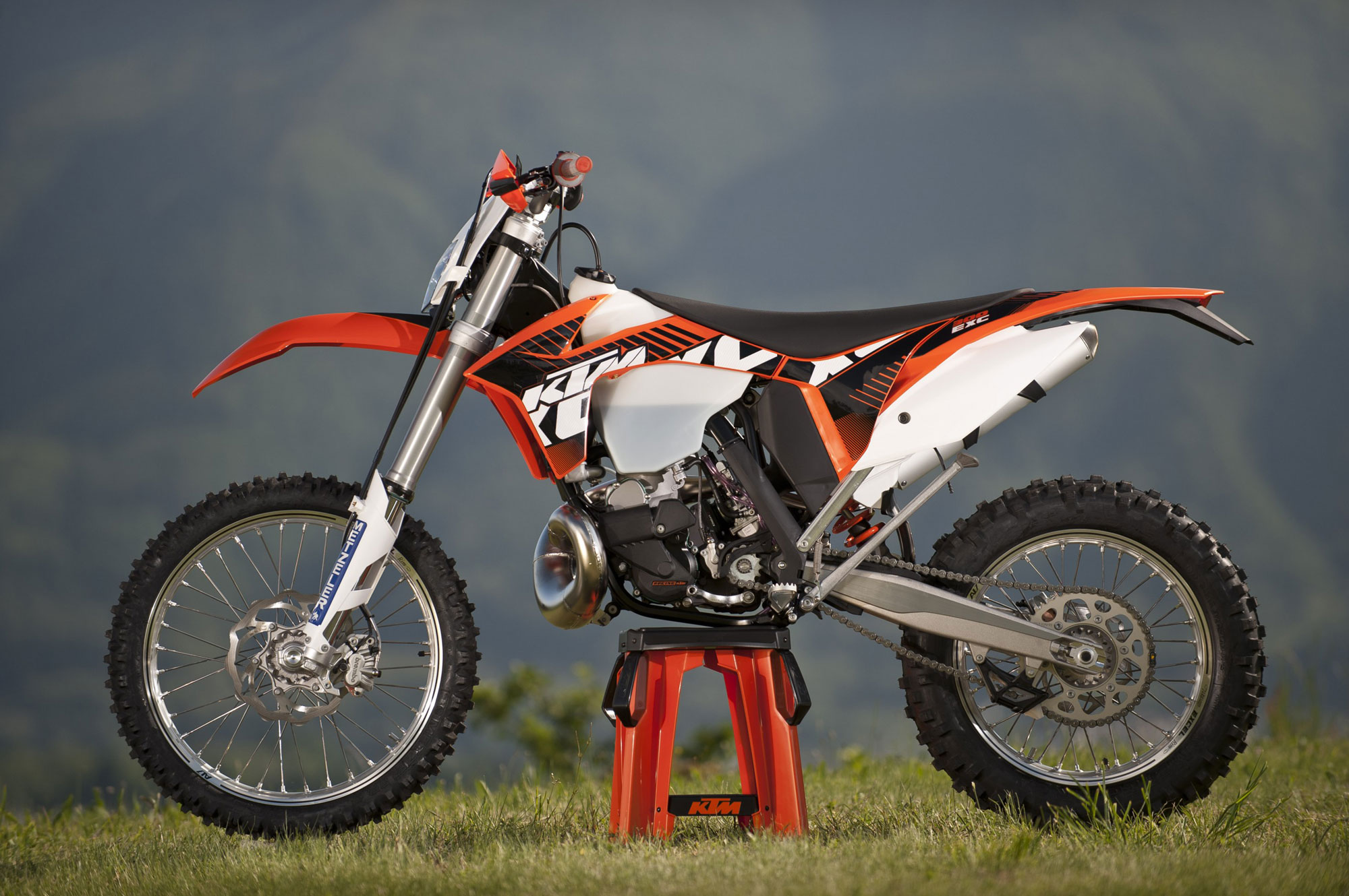 KTM 300 MXC 2002 images #85461
