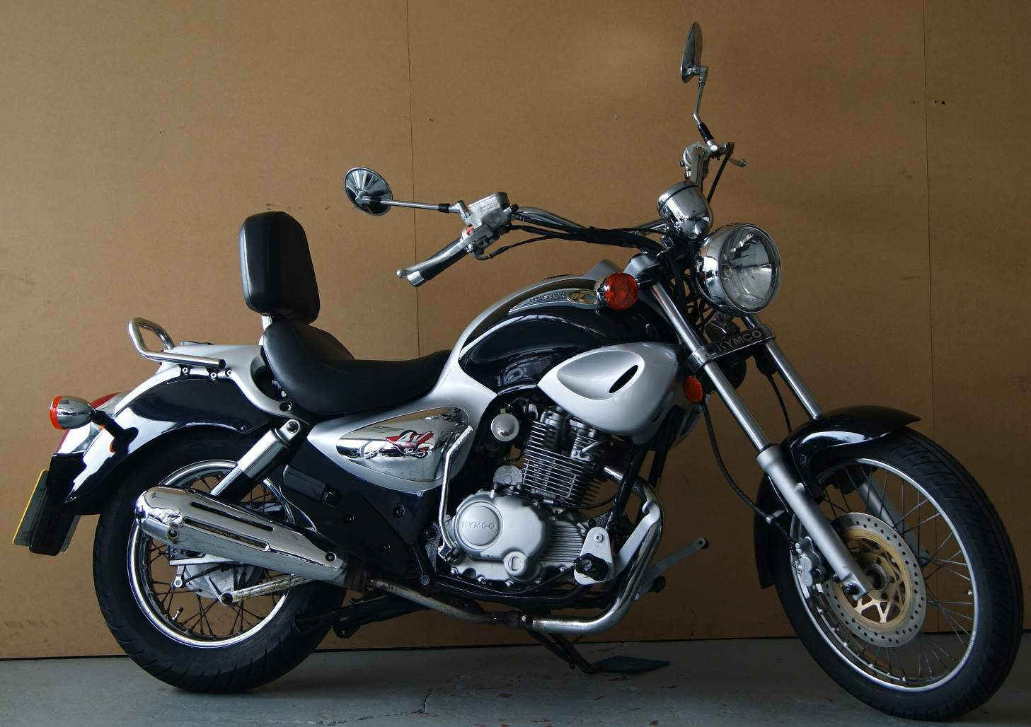 Kymco Hipster 125 2004 images #101536