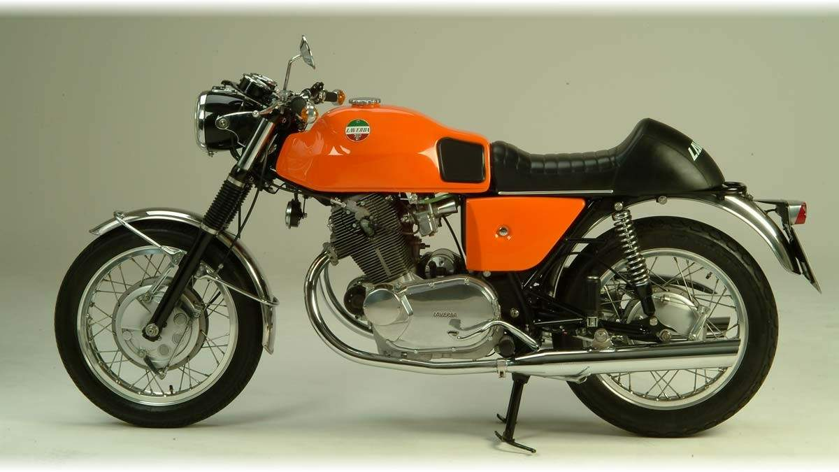 Laverda 1000 1976 wallpapers #139372