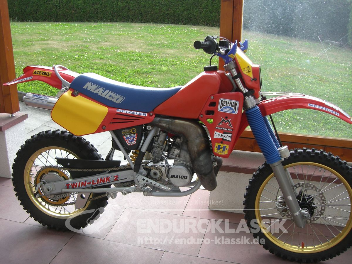 Maico GME 250 1985 images #102223
