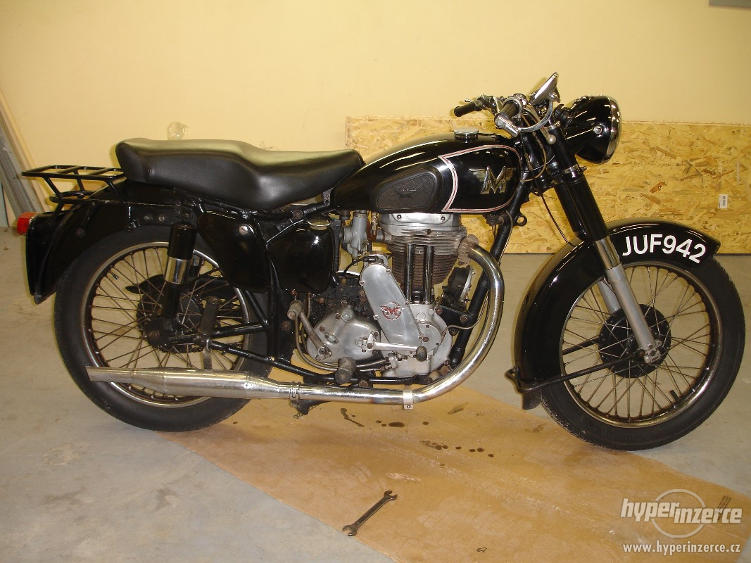Matchless G 80 K 1988 images #161882