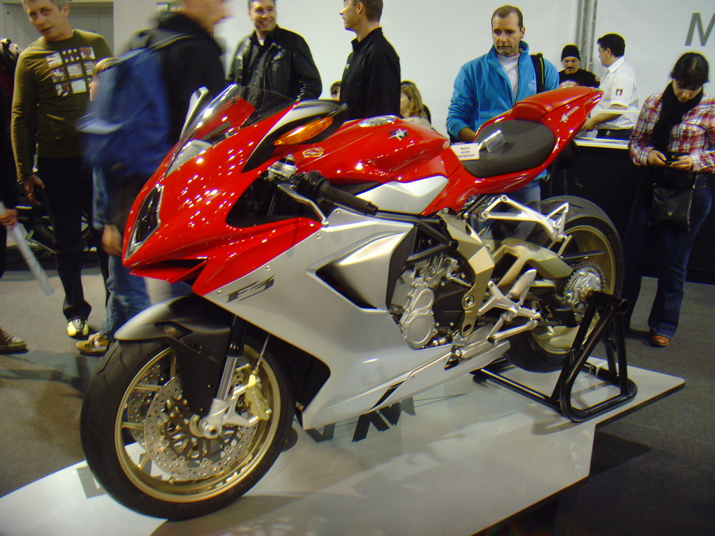 MV Agusta F3 2011 wallpapers #139969