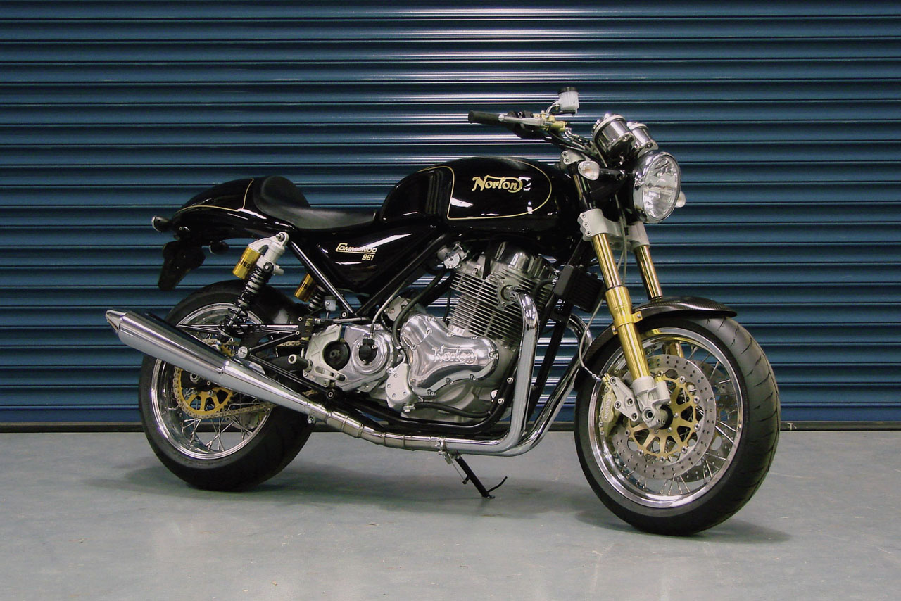 Norton Commando 961 Sport 2013 images #117628
