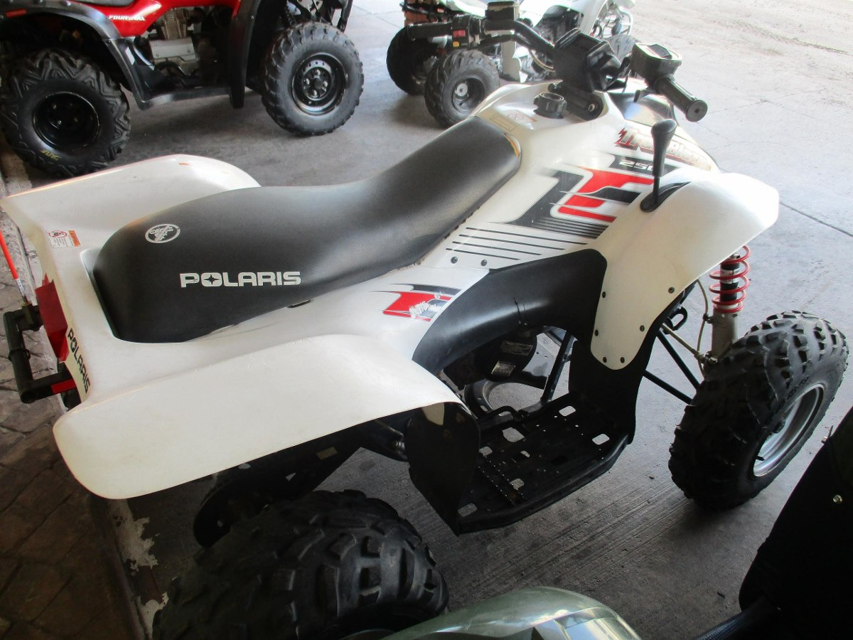 Polaris Trail Blazer 250 2002 images #120572