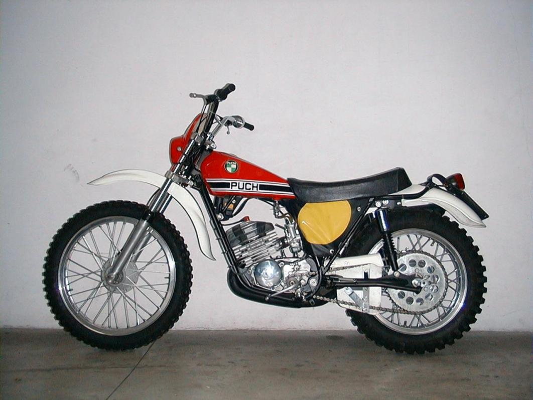 1974 puch 175 enduro pics specs and information. Black Bedroom Furniture Sets. Home Design Ideas