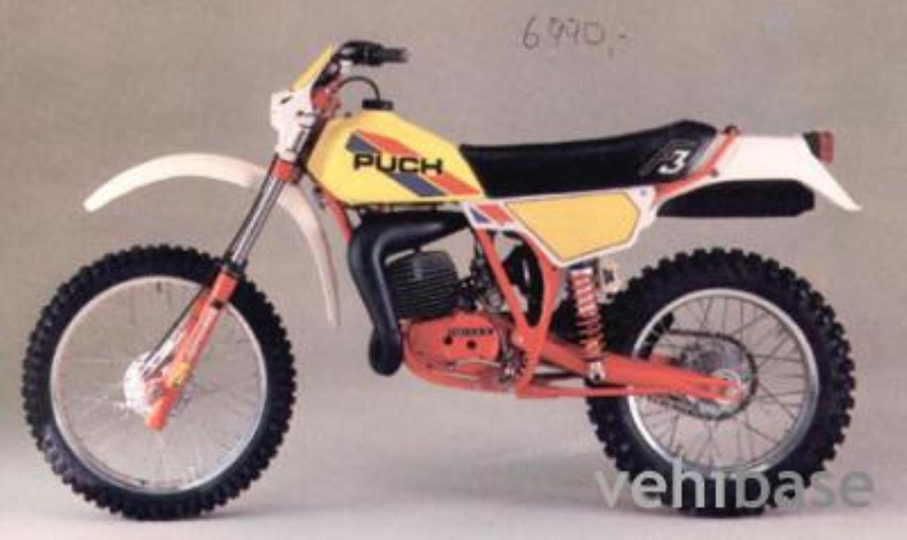Puch GS 125 HF 1988 images #121956