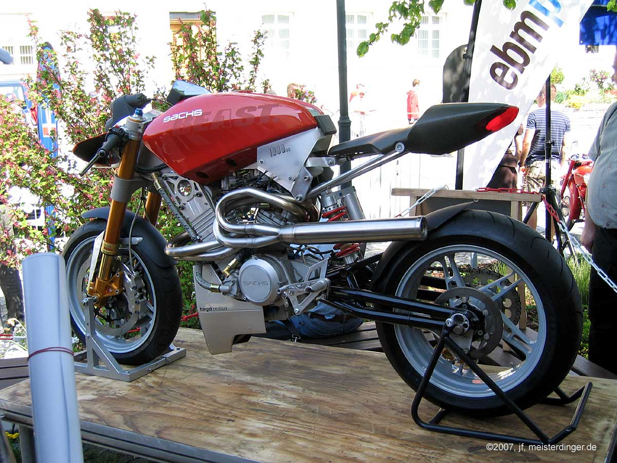 Sachs Beast 2000 images #123632