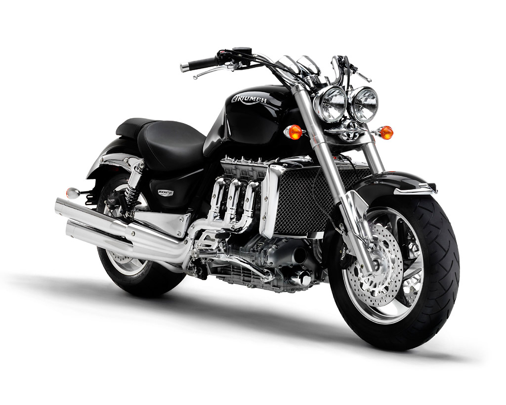 Triumph Rocket III 2006 images #125818