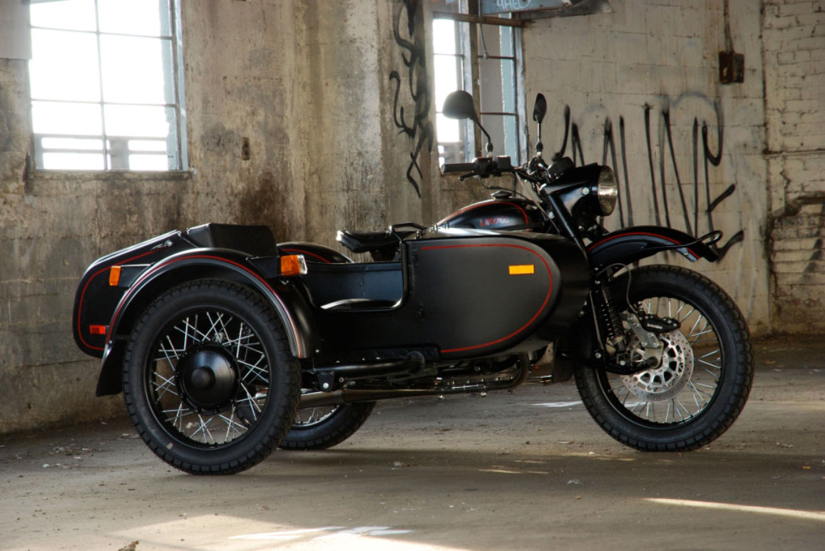 Ural Tourist 2009 wallpapers #132237