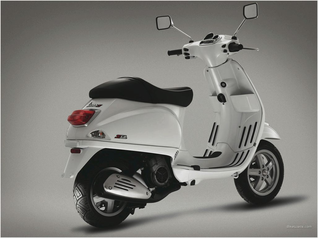 Vespa LX 125 wallpapers #129652