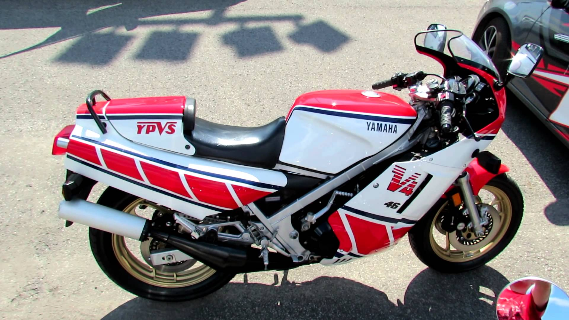 Yamaha RD 500 LC 1985 images #90038