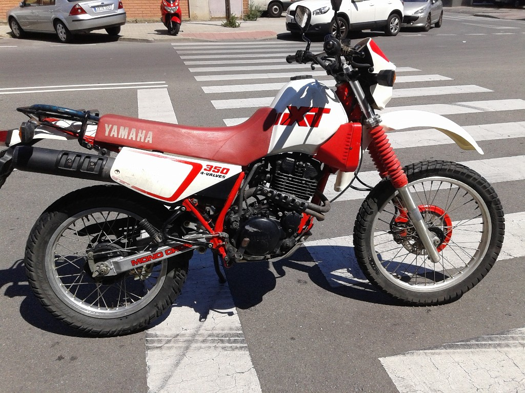 1991 yamaha xt 350 pics specs and information. Black Bedroom Furniture Sets. Home Design Ideas