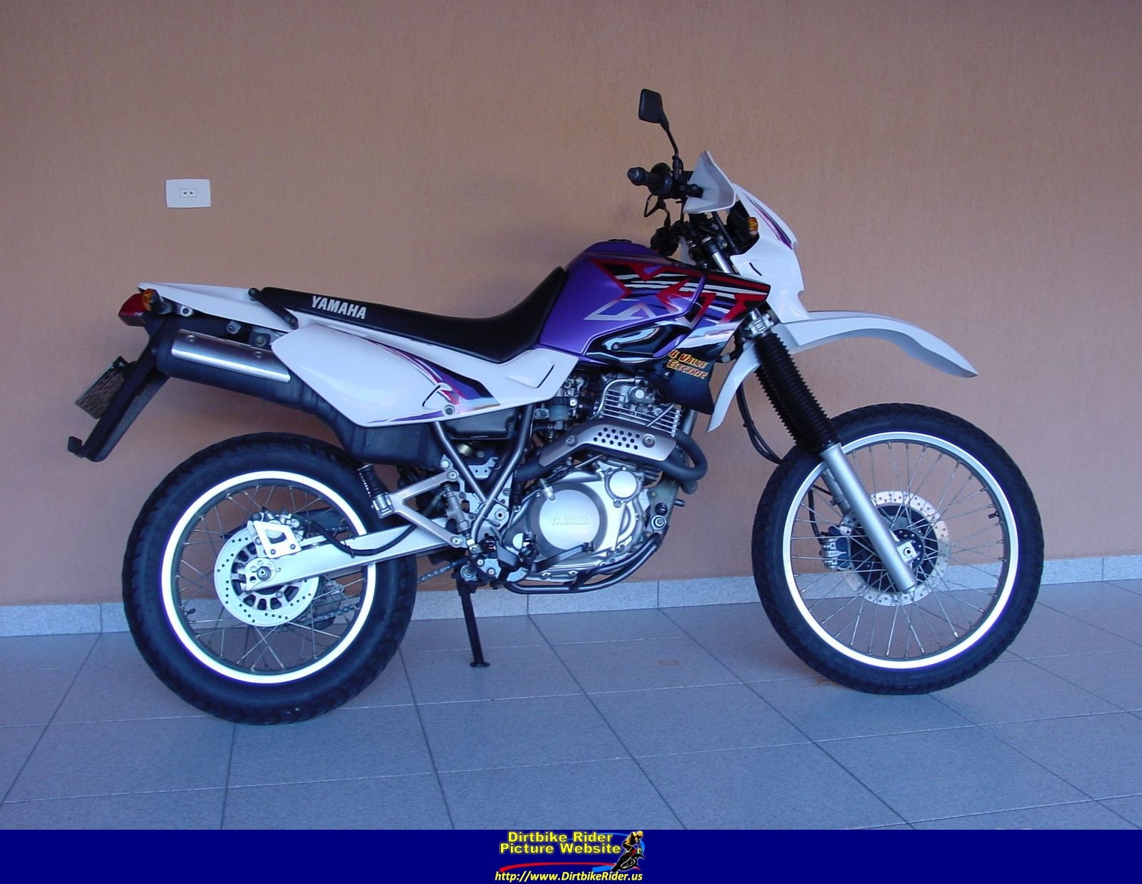 1997 yamaha xt 600 e pics specs and information. Black Bedroom Furniture Sets. Home Design Ideas