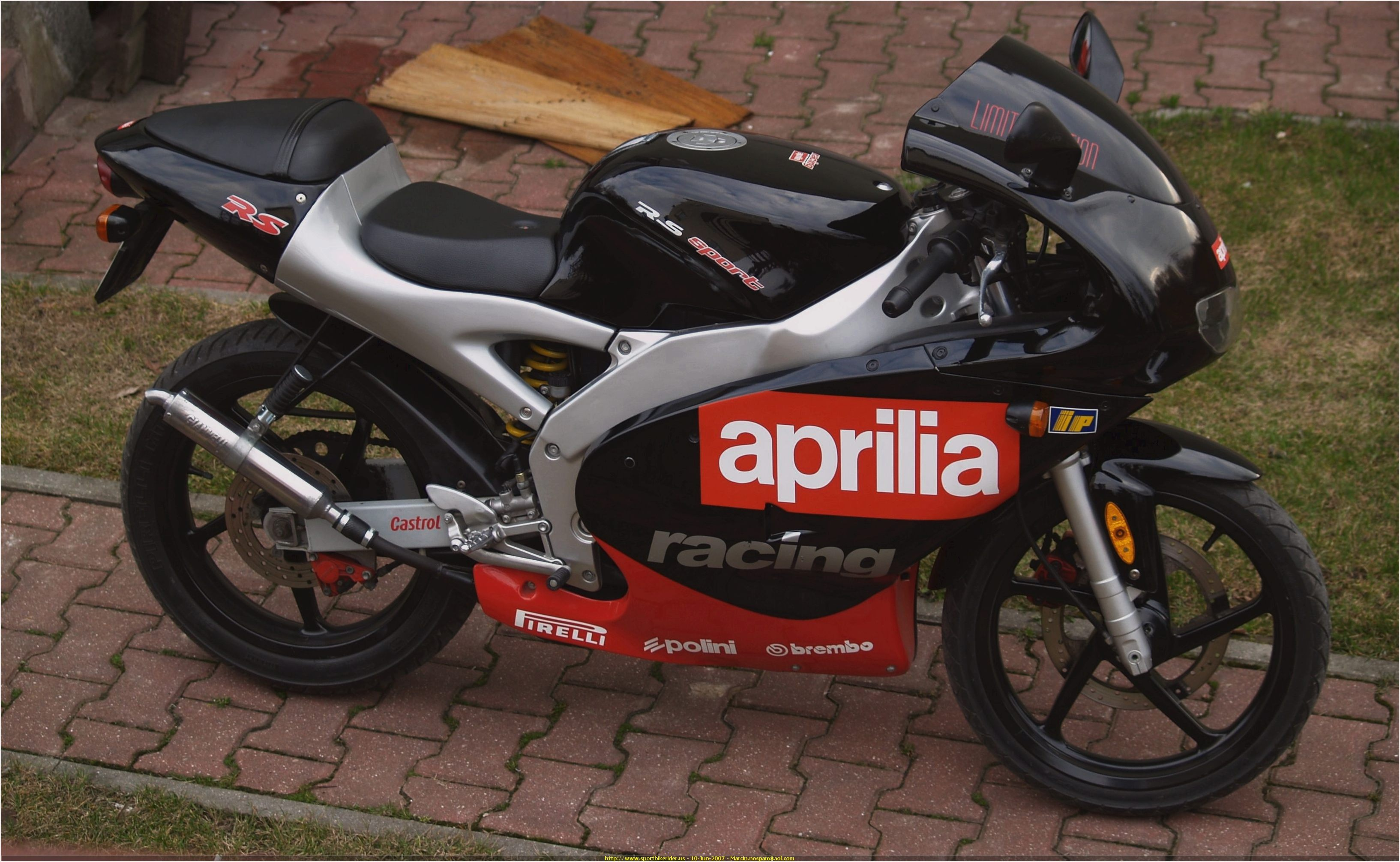 2000 aprilia rs 50 pics specs and information. Black Bedroom Furniture Sets. Home Design Ideas