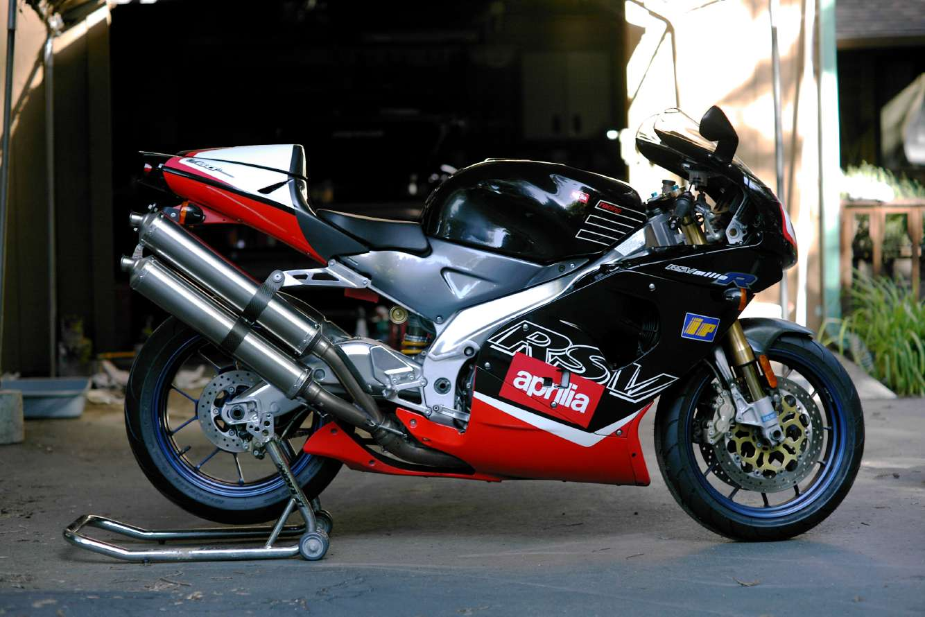 Aprilia RSV Mille 1998 wallpapers #171304