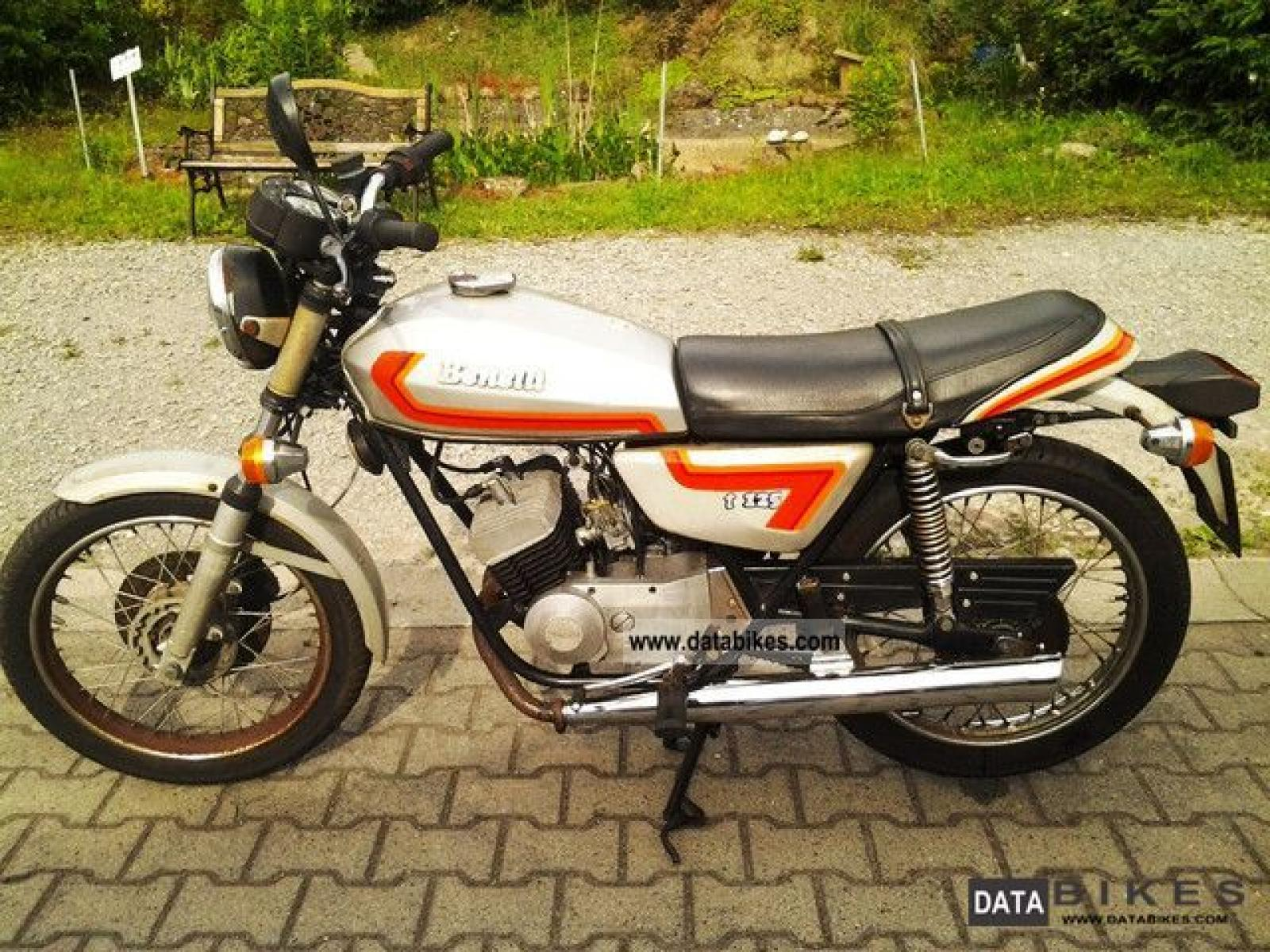 Benelli 125 Sport 1982 wallpapers #132630