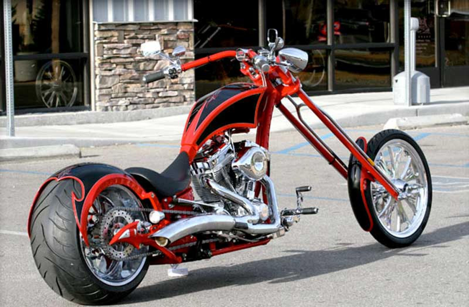 Big Bear Choppers Athena 100 Carb 2009 images #65968