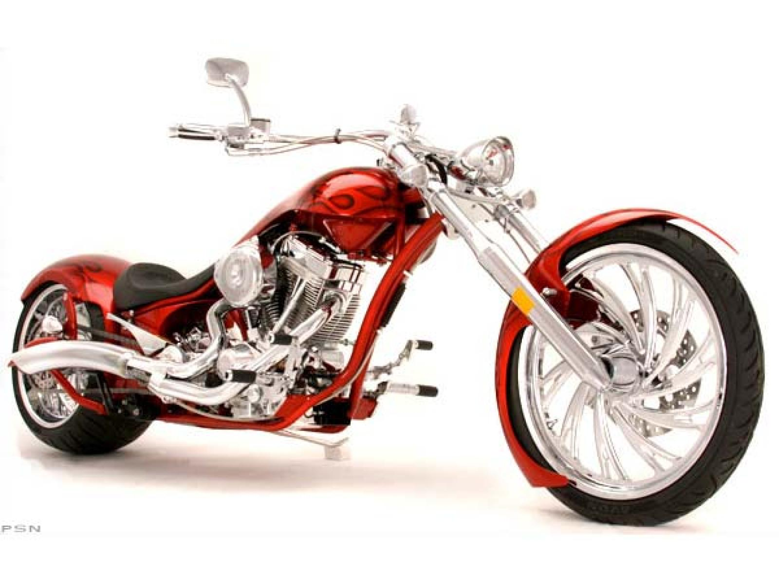Big Bear Choppers Paradox 114 EFI X-Wedge images #63477