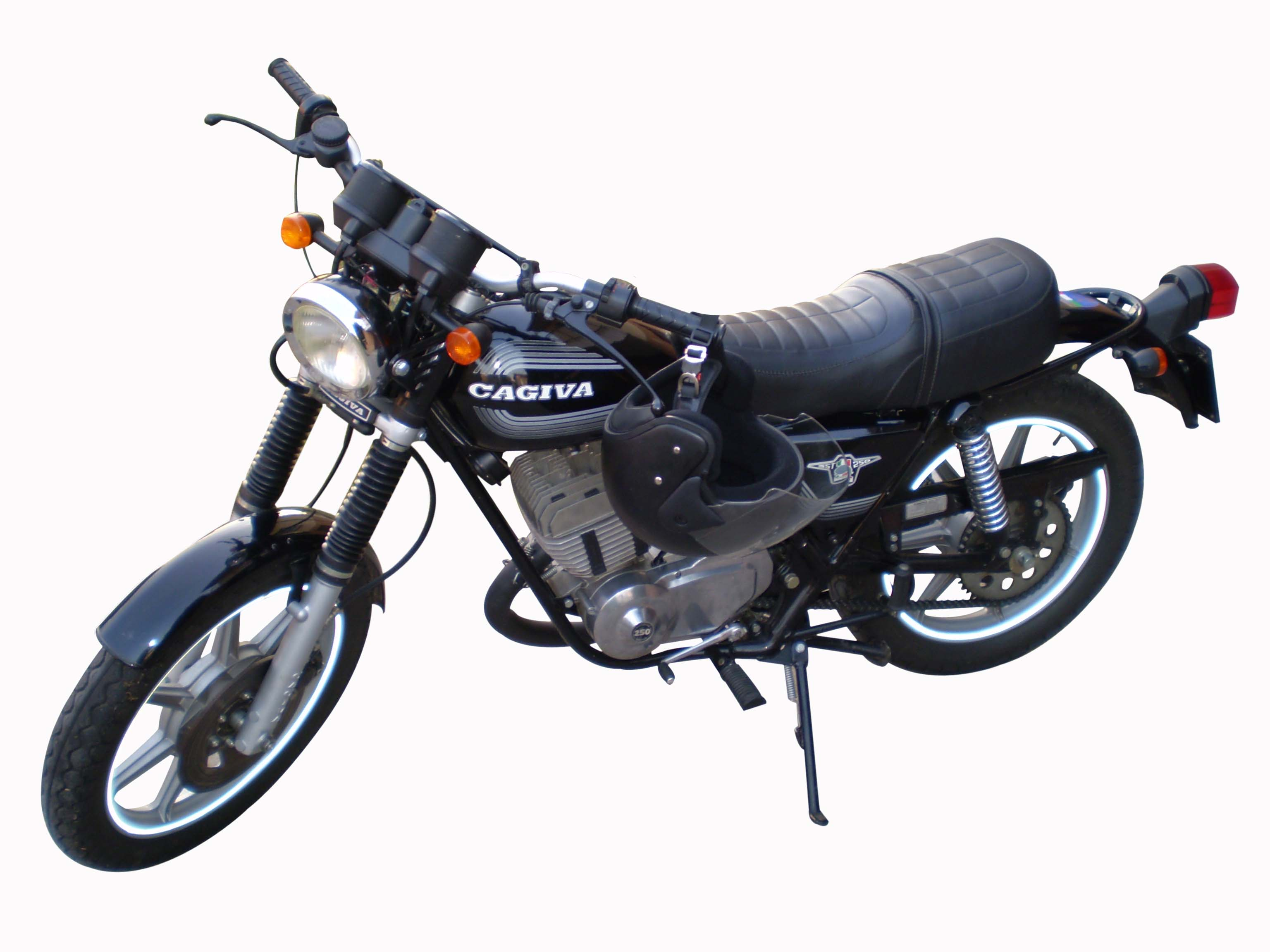 Cagiva SST 350 1980 images #66568