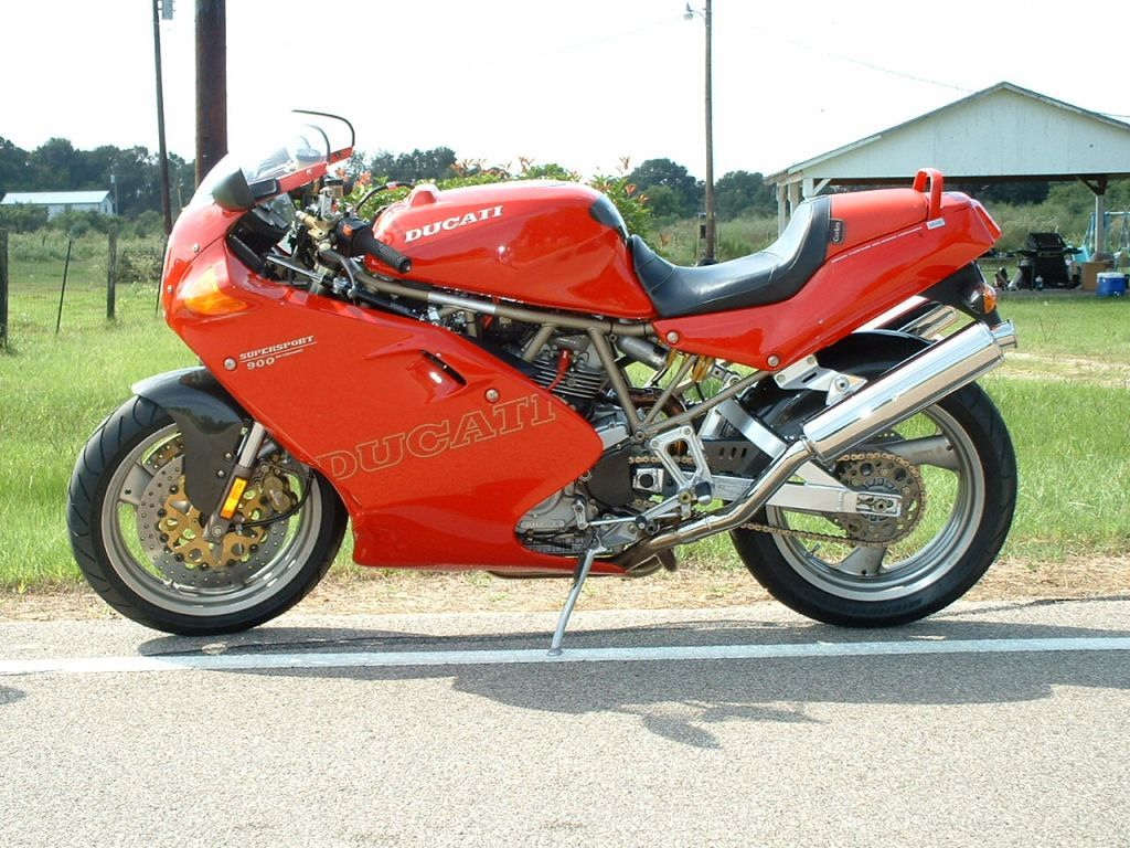 Ducati 900 SS 1997 images #79020