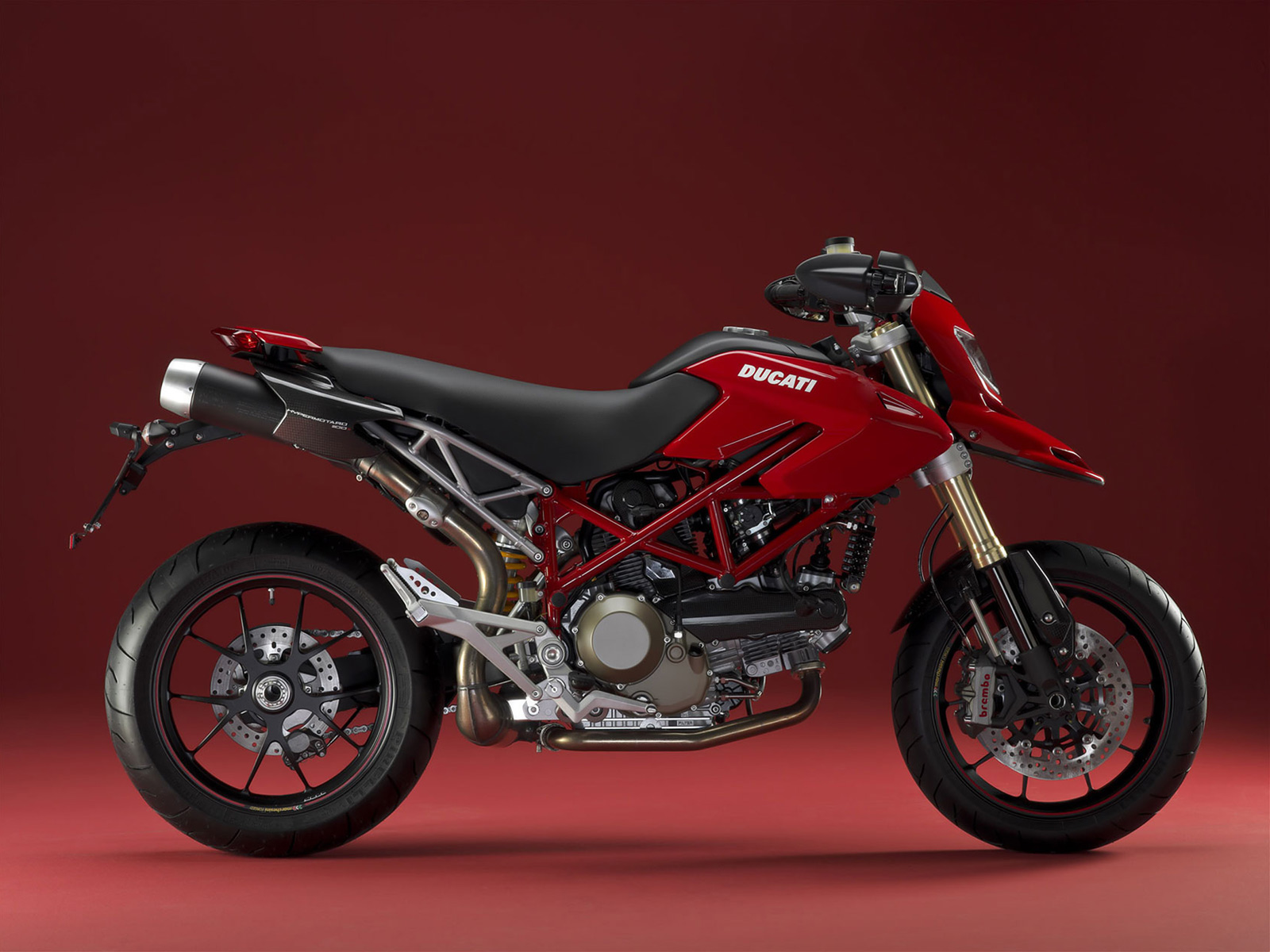 Ducati HM Hypermotard 2006 images #79418