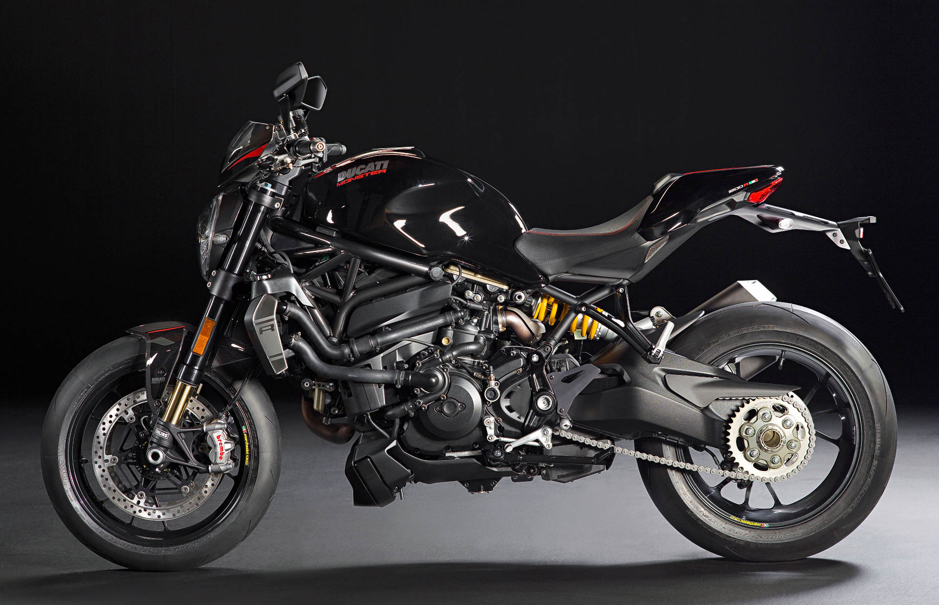 Ducati Monster 1200 2015 wallpapers #134117