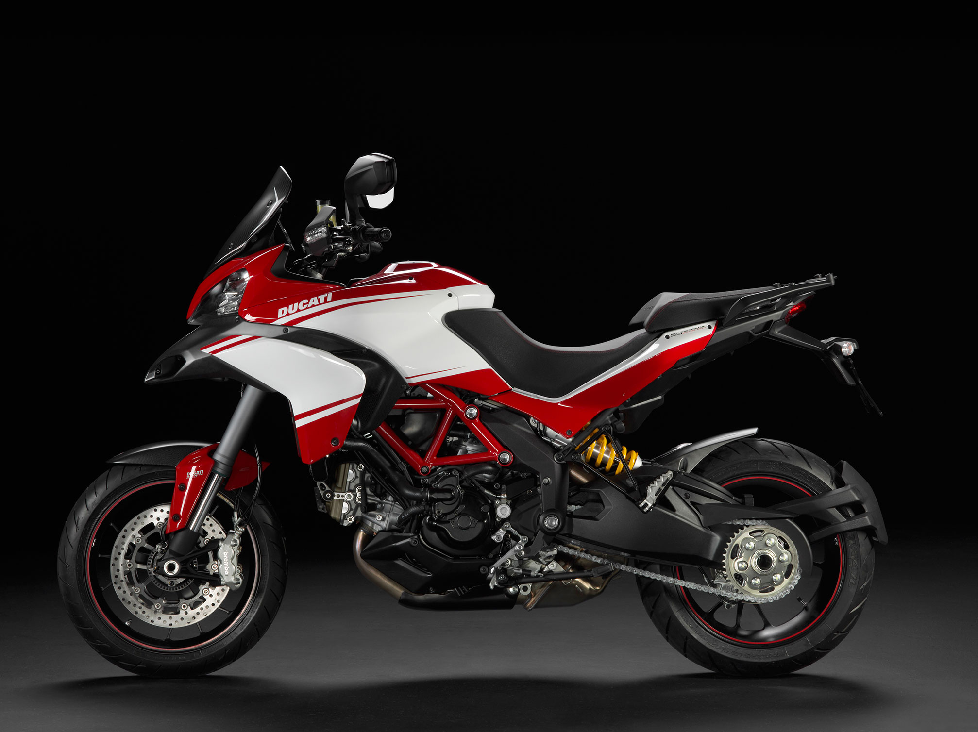 Ducati Multistrada 1200 S Pikes Peak Edition 2013 images #80014