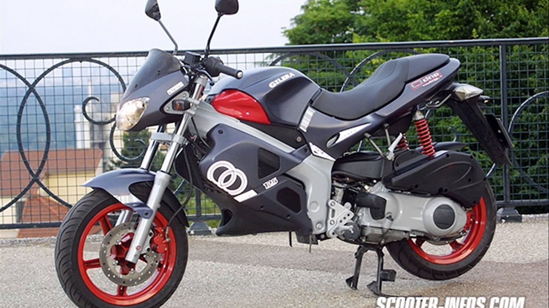 Gilera DNA 125 2001 images #73775