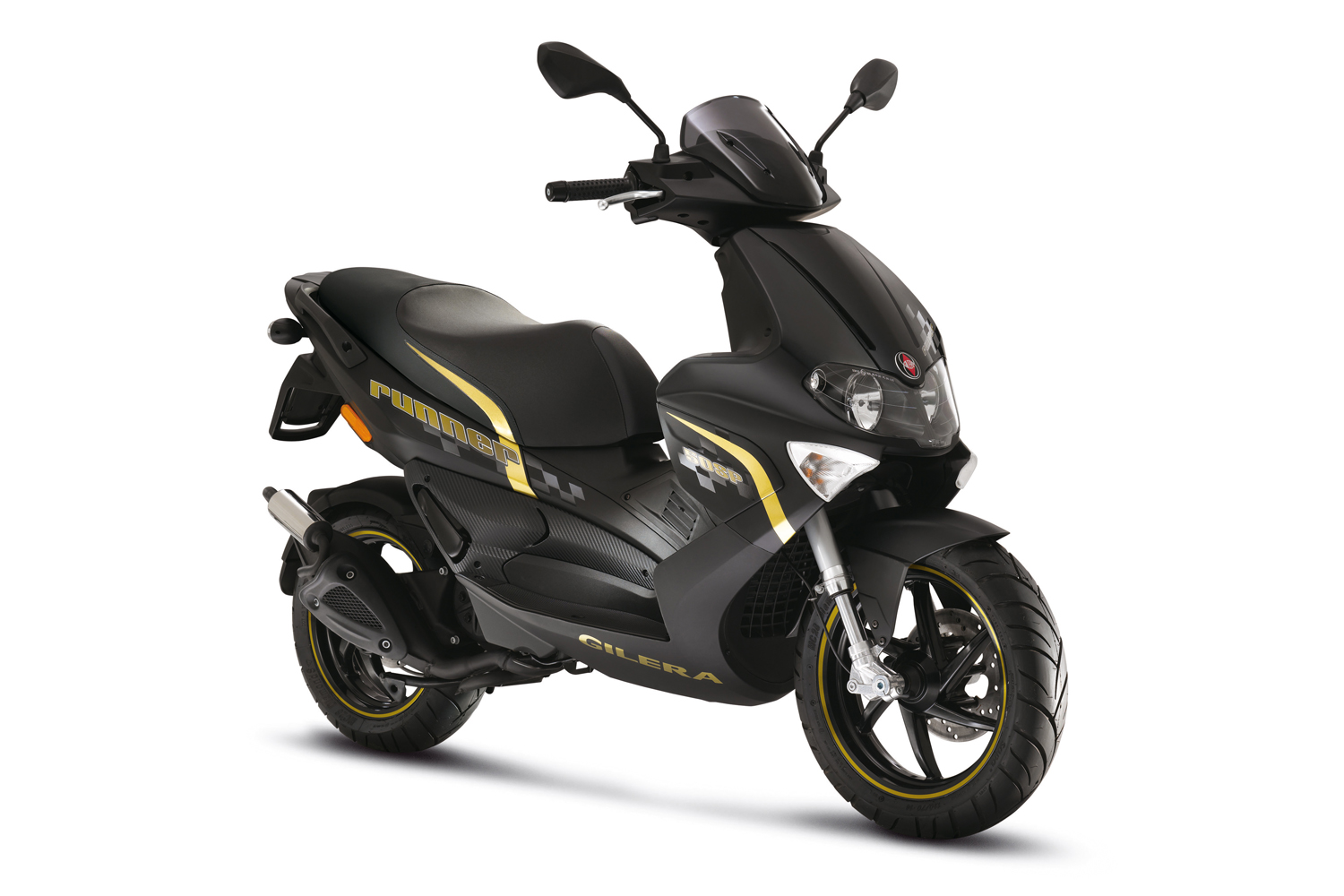 Gilera Runner 125 Black Soul 2015 images #74472