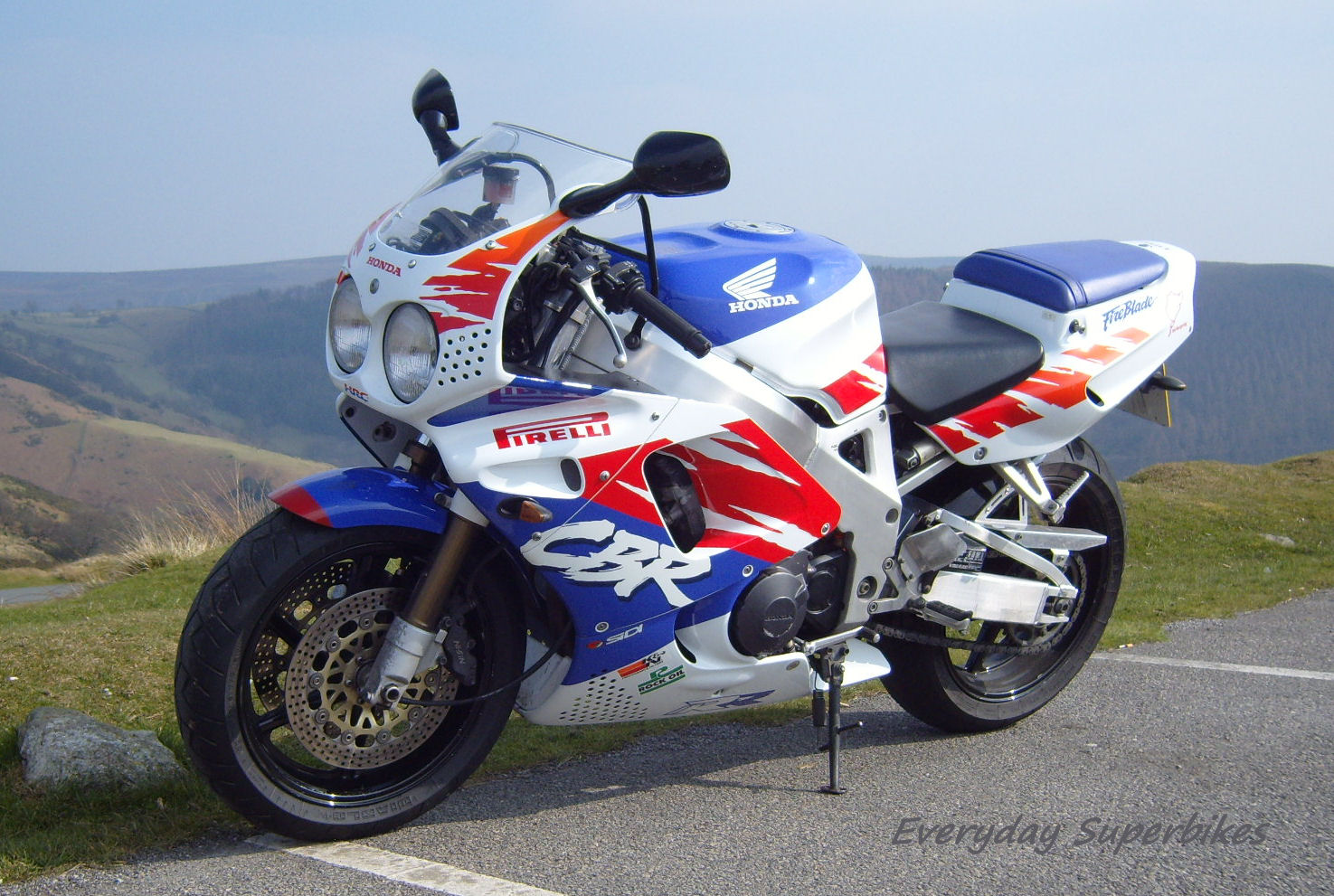 Honda CBR 900 RR wallpapers #160196