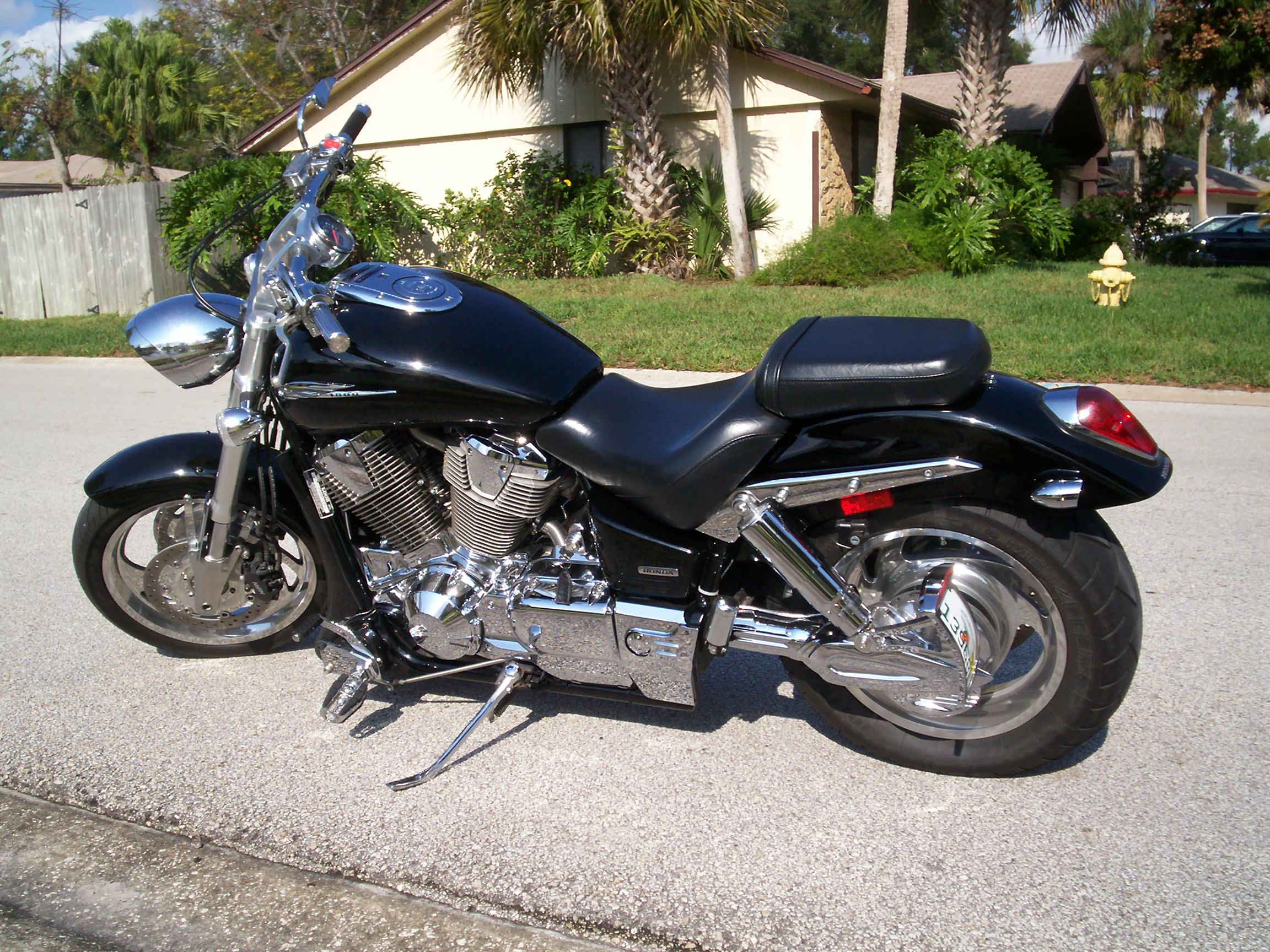 2007 honda vtx 1800 c pic 16. Black Bedroom Furniture Sets. Home Design Ideas