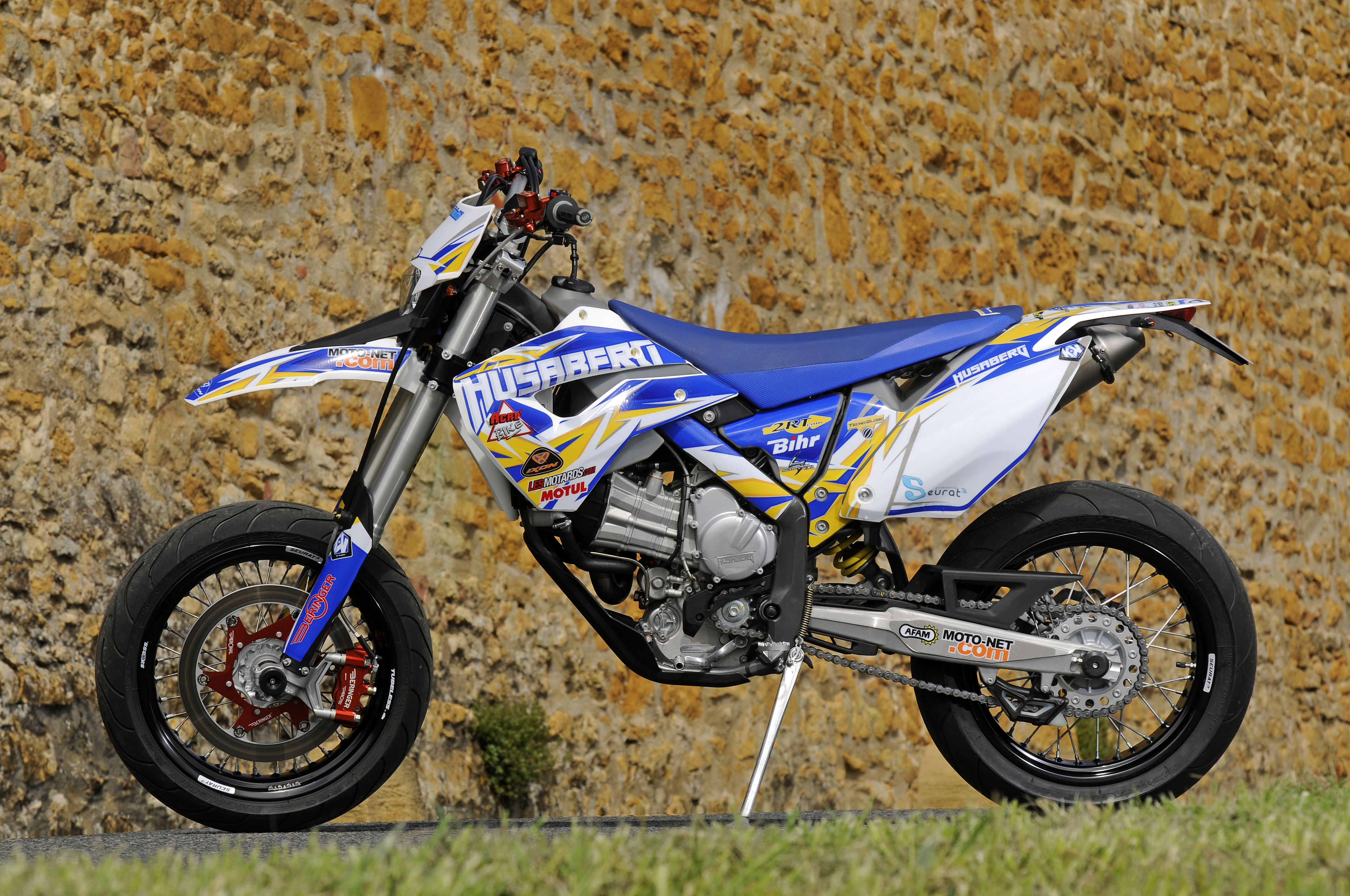 Husaberg FS 570 Supermoto 2010 wallpapers #160695