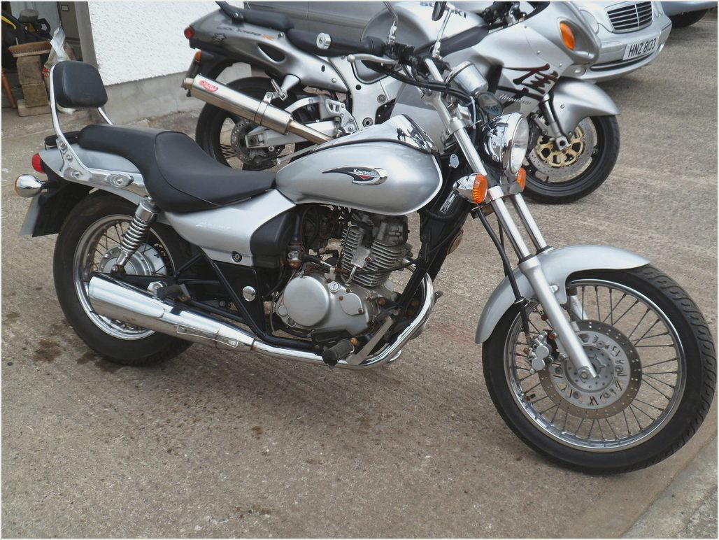 Kawasaki Eliminator 125 Pics Specs And List Of Seriess