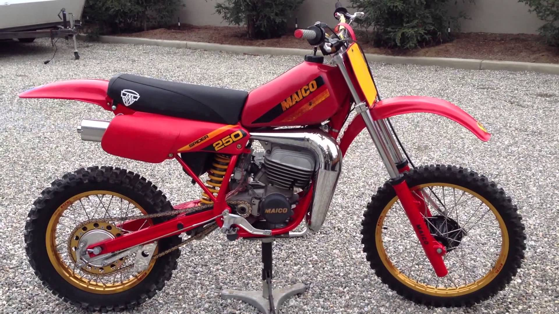 Maico GME 250 1985 images #102224