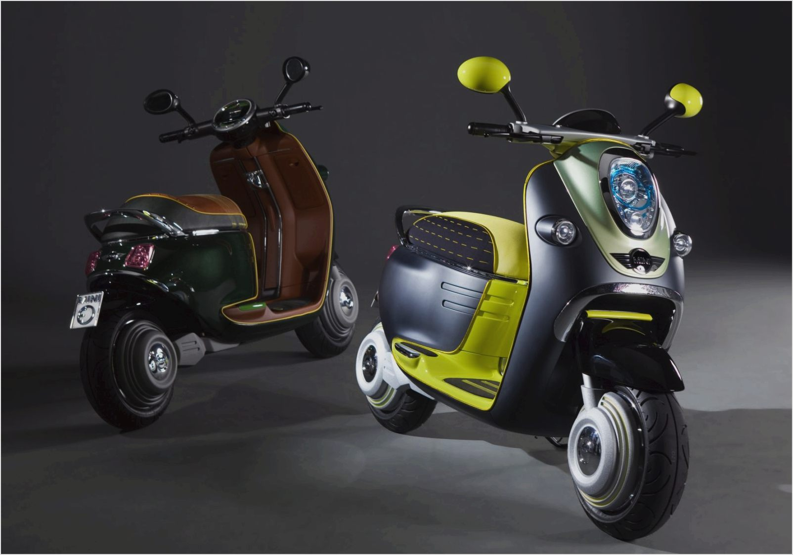 MINI Scooter E Concept images #106871
