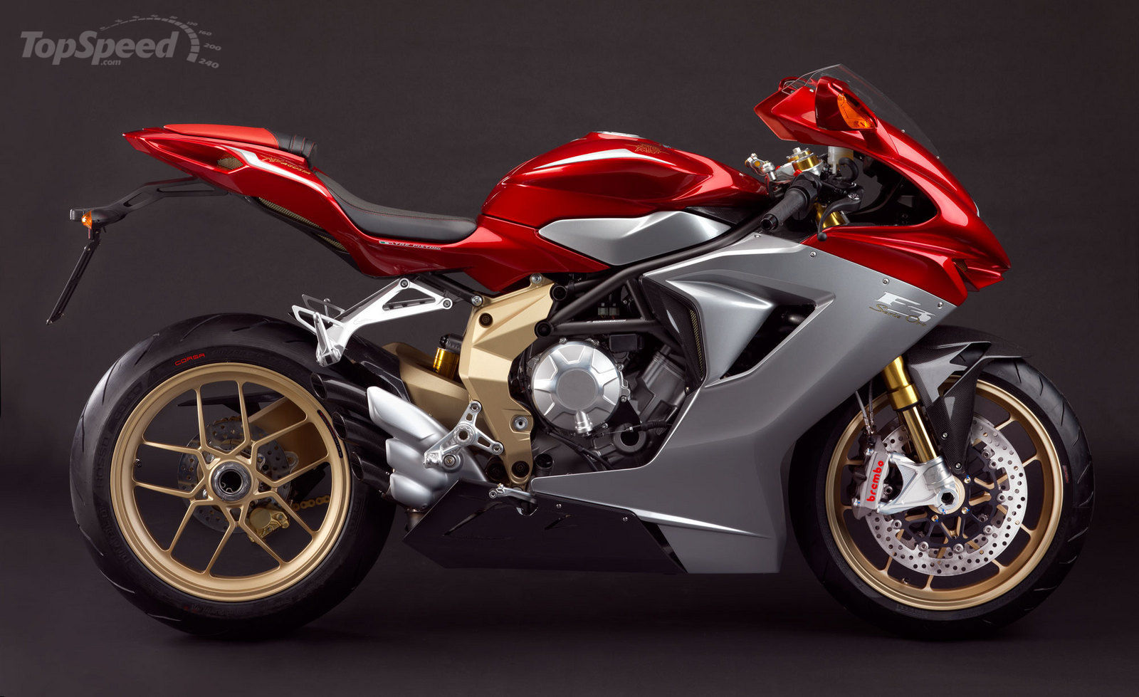 MV Agusta F3 Serie Oro 2012 images #114358