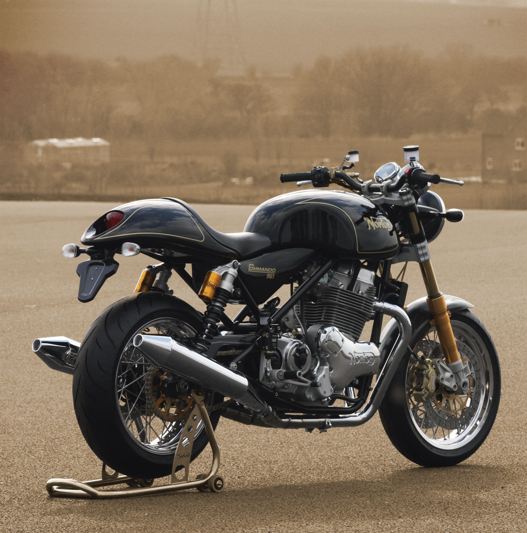 Norton Commando 961 Sport images #117629