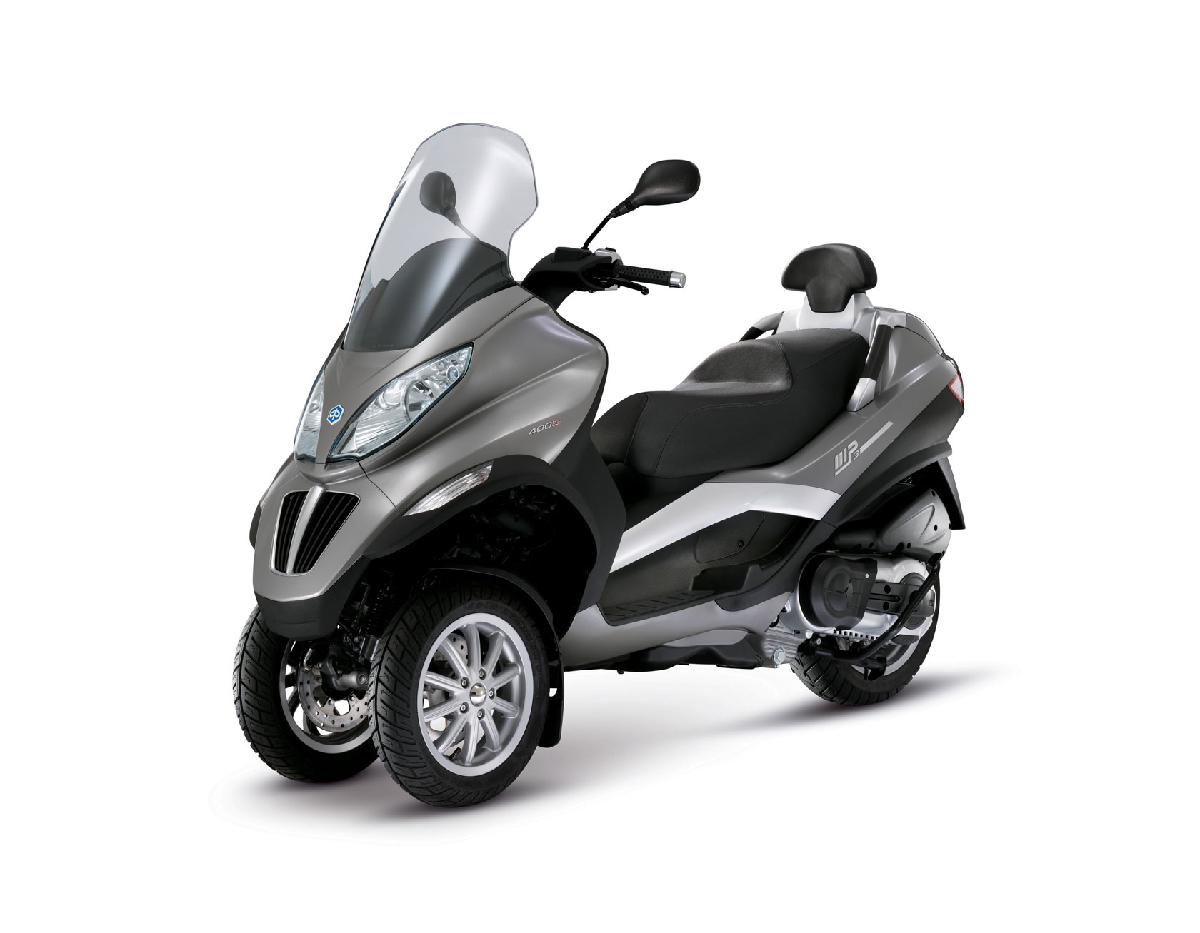 Piaggio MP3 400 2011 images #120673