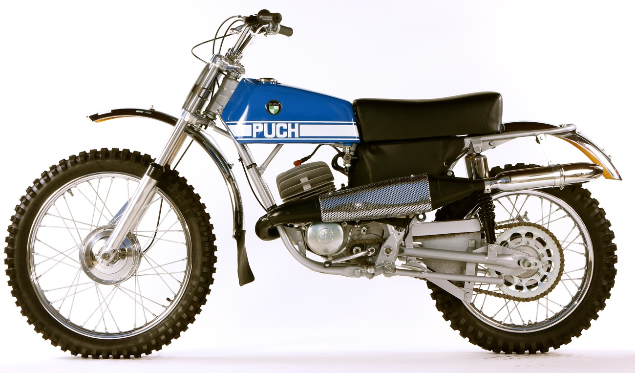 Puch 175 Enduro 1972 images #121266