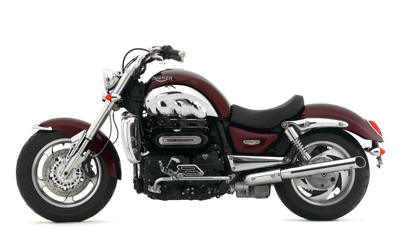 Triumph Rocket III 2006 images #125819